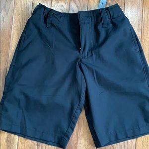 Boys Under Armour Dress Shorts